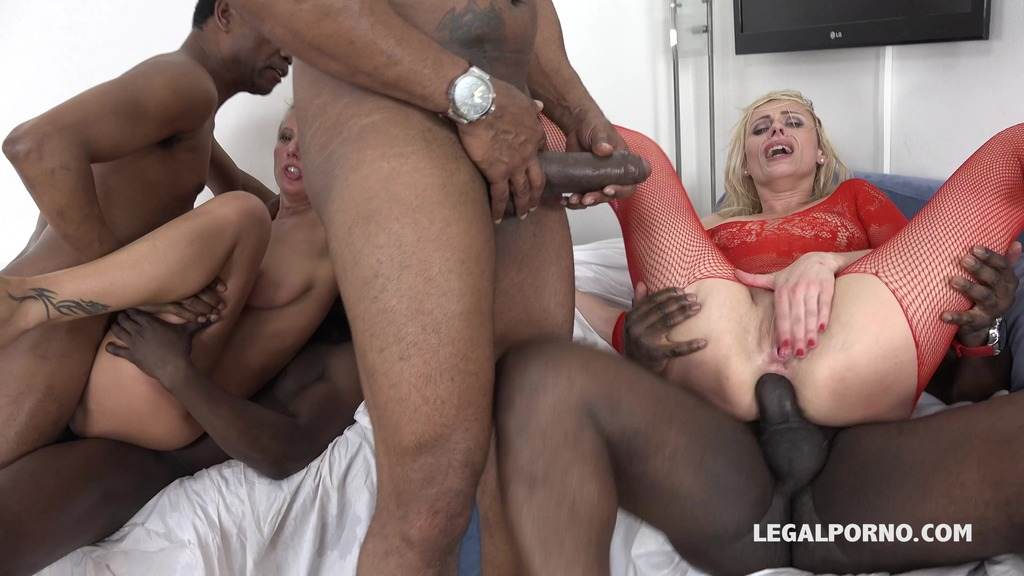 Oh my god! The goddess Brittany Bardot teaching Lucy Angel how to take the...